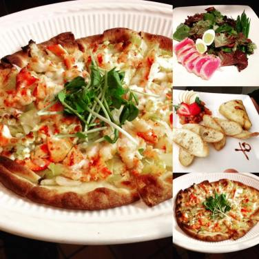 XO Bistro | Lobster Pizza