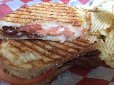 Midtown Cafe | grilled cheese