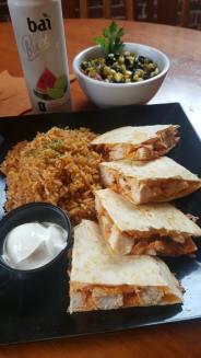 Waterworks Cafe | Buffalo Chicken Quesadilla