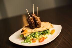 Mint Bistro | Mediterranean BBQ Lamb Skewers