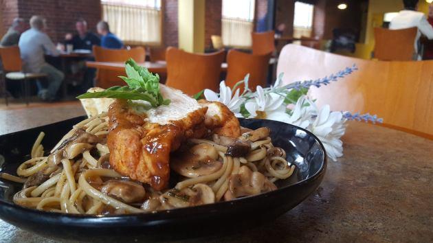 Waterworks Cafe | Chicken Marsala