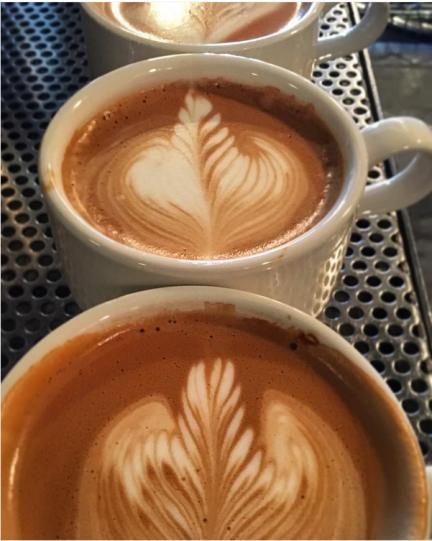 Republic | latte art