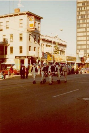 Fourth of July Parade-1970's