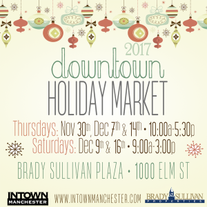 Holiday Market Square Ad 2017