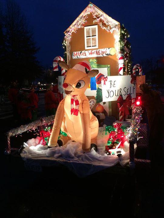 Rudolph Float