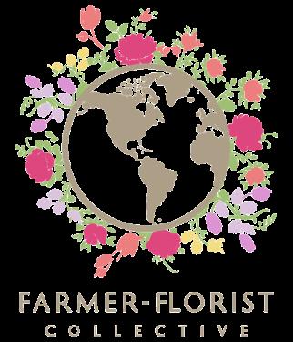 The Diamond Road Flower Co. Logo