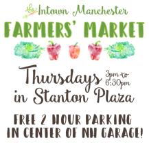 Farmers Market square 2019